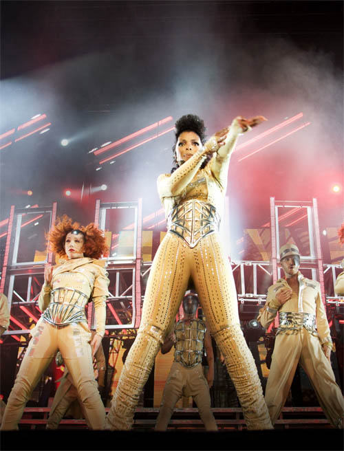 An In-depth Look At Janet Jackson's Tour History Over The