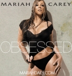 MARIAH OBSESSED COVER