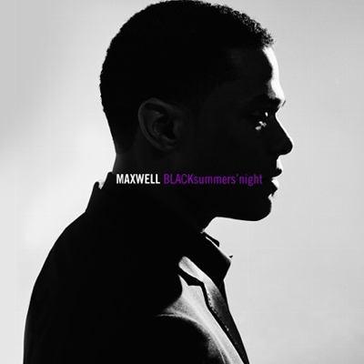 maxwell tops album chart