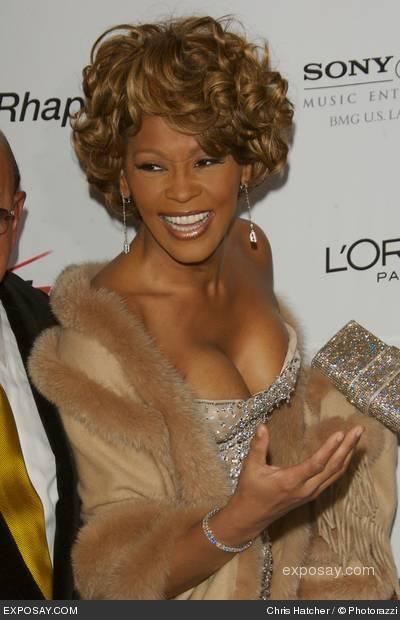 Whitney Houston Albums