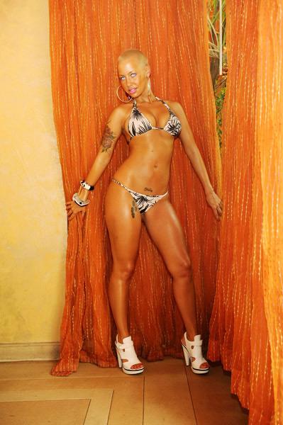 amber body  is fire 4