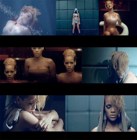 Video Rihanna Russian Roulette Official 108