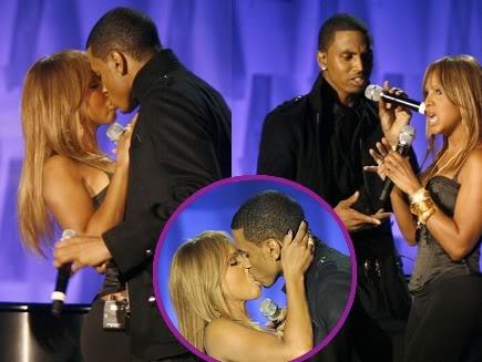 Kissing Trey Trey Kissing