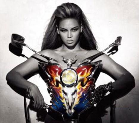 Beyonce y baphomet