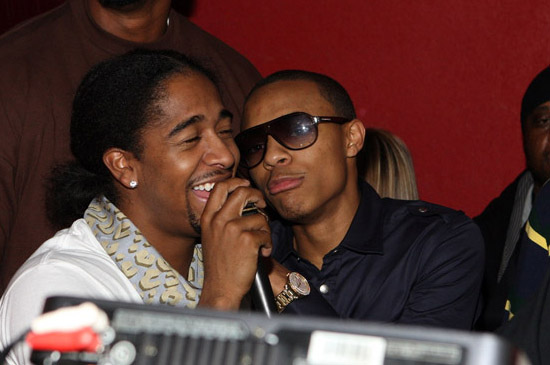 Omarion admits to being bisexual