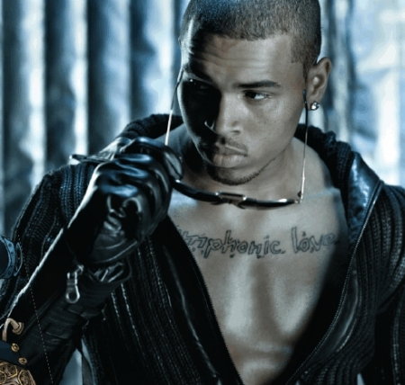 Chris Brown  on Chris Brown    Look At Me Now    Live At Nba Allstar After Party