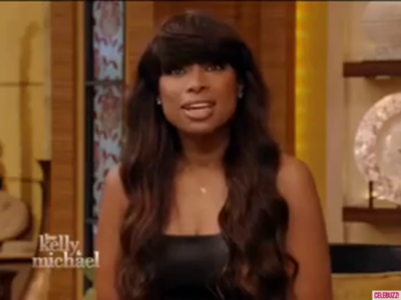 jennifer hudson speaks on Mimi
