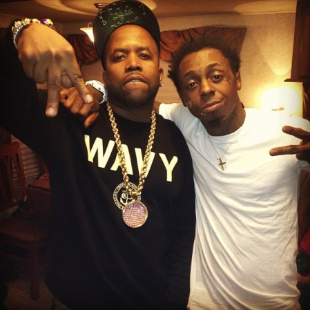 weezy no dreads