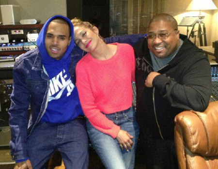 jlo and chris brown
