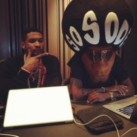 ush and jermaine