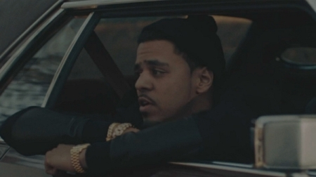 j cole power trip video