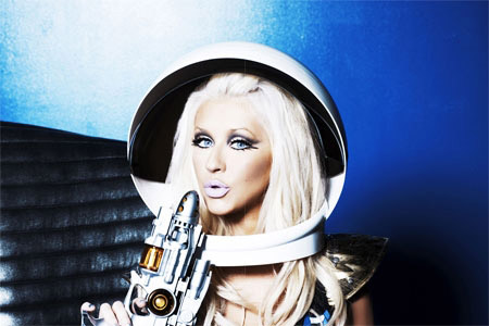aguilera and the voice