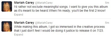 push back mariah