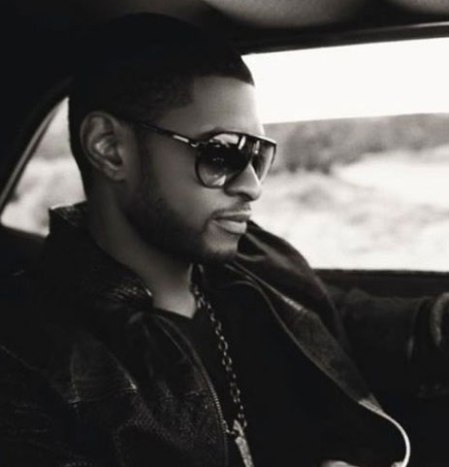 usher looking for myself