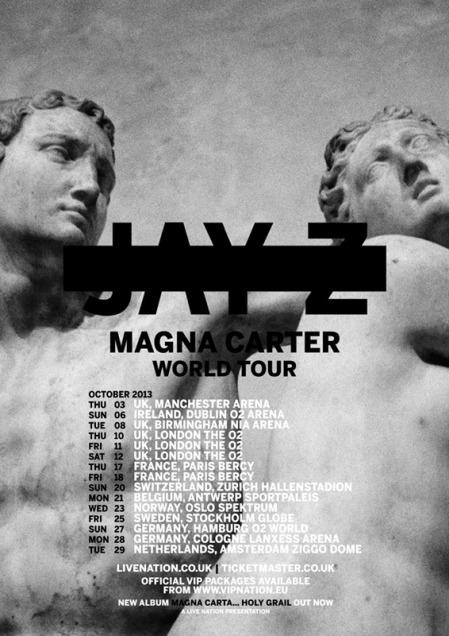 magna world tour